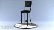 Барные стулья на металлокаркасе - foto 7