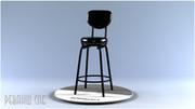 Барные стулья на металлокаркасе - foto 8