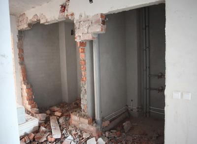 Демонтаж стен,  демонтаж проемов,  перегородок в Сургуте ХМАО - main