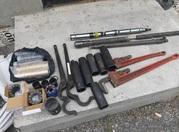 Буровой инструмент,  коронки,  штанги,  труба,  пневмоударники - foto 3
